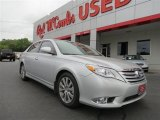2011 Classic Silver Metallic Toyota RAV4 Limited #80290097