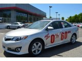 2013 Classic Silver Metallic Toyota Camry SE #80290238