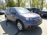 2013 Twilight Blue Metallic Honda CR-V EX AWD #80290715