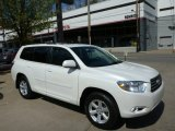2010 Blizzard White Pearl Toyota Highlander SE 4WD #80290831