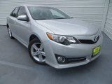 2013 Classic Silver Metallic Toyota Camry SE #80290330
