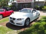 2010 Alpine White BMW 3 Series 328i Convertible #80290824