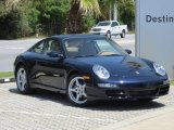 2007 Midnight Blue Metallic Porsche 911 Carrera Coupe #80290819