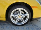Porsche Cayman 2011 Wheels and Tires