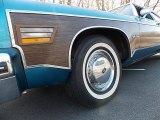 Oldsmobile Custom Cruiser 1975 Wheels and Tires