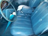 Oldsmobile Custom Cruiser Interiors