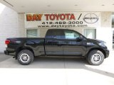 2013 Black Toyota Tundra TRD Rock Warrior Double Cab 4x4 #80290061
