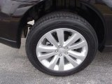Subaru Forester 2013 Wheels and Tires