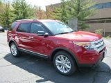 2013 Ruby Red Metallic Ford Explorer XLT 4WD #80290197