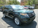 2013 Green Gem Metallic Ford Explorer Limited 4WD #80290195
