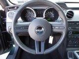 2008 Ford Mustang Bullitt Coupe Steering Wheel