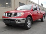 2007 Nissan Frontier SE Crew Cab 4x4 Data, Info and Specs