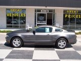 2011 Sterling Gray Metallic Ford Mustang V6 Coupe #80290478