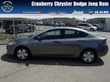 2013 Tungsten Metallic Dodge Dart SE #80290148