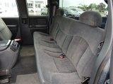 2002 Chevrolet Silverado 1500 LS Extended Cab Rear Seat