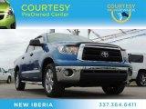 2010 Blue Streak Metallic Toyota Tundra TSS CrewMax #80290785