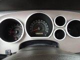 2010 Toyota Tundra TSS CrewMax Gauges