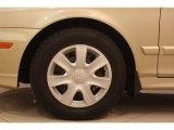 Hyundai Sonata 2002 Wheels and Tires