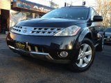 2006 Nissan Murano Super Black