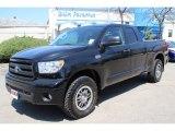 2012 Black Toyota Tundra TRD Rock Warrior Double Cab 4x4 #80290773