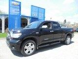2007 Black Toyota Tundra Limited Double Cab 4x4 #80290120