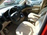 Hyundai Entourage Interiors