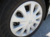 Nissan Versa 2013 Wheels and Tires