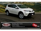 2013 Blizzard White Pearl Toyota RAV4 Limited AWD #80289989