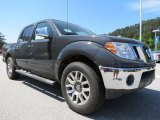 2013 Nissan Frontier SL Crew Cab Data, Info and Specs