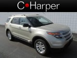 2011 Gold Leaf Metallic Ford Explorer XLT 4WD #80290744