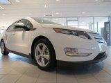 2013 Summit White Chevrolet Volt  #80290410