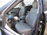2013 Hyundai Santa Fe GLS AWD Gray Interior