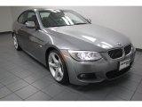 2011 Space Gray Metallic BMW 3 Series 335i Coupe #80290543