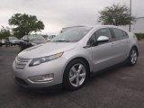 2013 Silver Ice Metallic Chevrolet Volt  #80351266