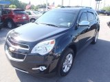2011 Black Granite Metallic Chevrolet Equinox LTZ #80351395