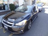 2012 Dark Gray Metallic Subaru Impreza 2.0i Premium 5 Door #80351135