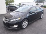 2013 Black Chevrolet Volt  #80351257