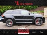 2014 Brilliant Black Crystal Pearl Jeep Grand Cherokee SRT 4x4 #80350991