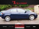 2013 True Blue Pearl Coat Dodge Dart SXT #80350979