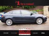 2013 Maximum Steel Metallic Dodge Dart Limited #80350976
