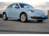 2013 Denim Blue Volkswagen Beetle TDI #80351185