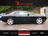 2013 Pitch Black Dodge Challenger R/T Plus #80350968
