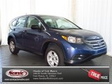 2013 Twilight Blue Metallic Honda CR-V LX #80350925