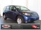 2013 Twilight Blue Metallic Honda CR-V LX #80350925