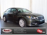 2013 Hematite Metallic Honda Accord EX-L Sedan #80350916