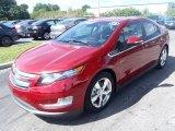 2013 Crystal Red Tintcoat Chevrolet Volt  #80351274