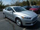 2013 Ingot Silver Metallic Ford Fusion SE #80351023