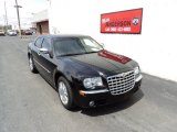 2008 Brilliant Black Crystal Pearl Chrysler 300 C HEMI AWD #80351207