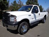 2006 Ford F350 Super Duty XL Regular Cab 4x4 Data, Info and Specs