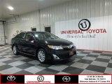 2012 Attitude Black Metallic Toyota Camry XLE #80383943